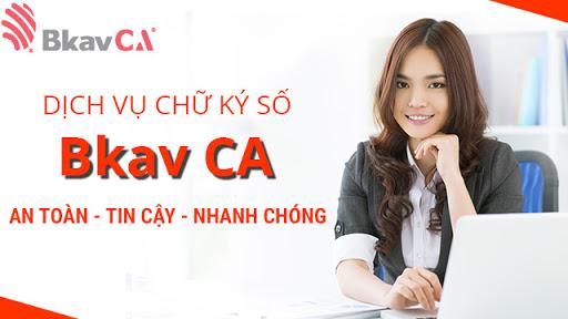 Chữ ký số BKAVCA