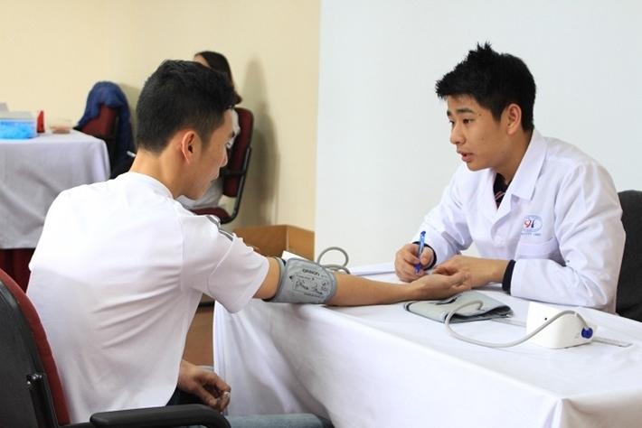 Khám chữa bệnh định kỳ cho cộng đồng TTS 03 tháng/lần