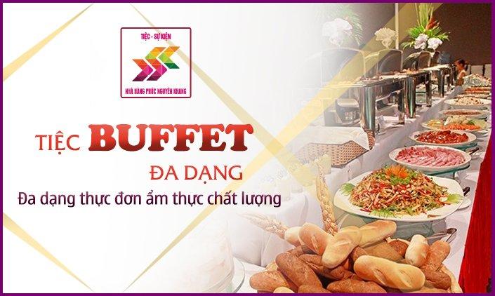 Tiệc BUFFET - BBQ