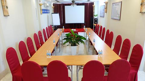 Phòng họp Khách sạn Đại Long